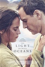 The Light Between Oceans Movie Poster Movie Poster