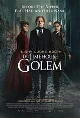 The Limehouse Golem Movie Poster