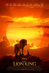 The Lion King Movie Poster Movie Poster