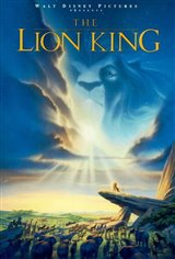 The Lion King (1994) Movie Poster Movie Poster