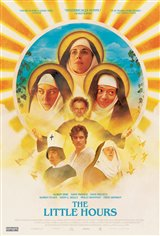 The Little Hours (v.o.a.) Affiche de film