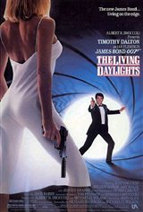The Living Daylights Movie Poster