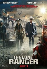 The Lone Ranger Movie Poster Movie Poster