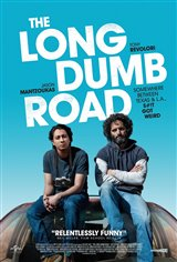The Long Dumb Road Movie Poster