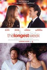 The Longest Week Movie Poster Movie Poster