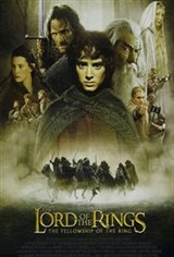 The Lord of the Rings: The Fellowship of the Ring (4K Remaster) - The IMAX Experience Movie Poster