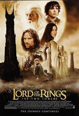 The Lord of the Rings: The Two Towers - Extended Edition Movie Poster