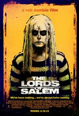 The Lords of Salem Movie Poster