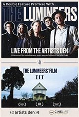The Lumineers: Live From The Artists Den Cinema Series Large Poster