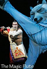 The Magic Flute Met Opera Holiday Encore Movie Poster