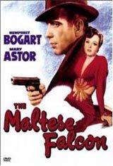 The Maltese Falcon - Classic Film Series Movie Poster