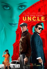 The Man from U.N.C.L.E. - The IMAX Experience Movie Poster