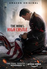 The Man in the High Castle (Amazon Prime Video) Movie Poster