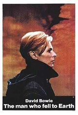 The Man Who Fell to Earth Movie Poster
