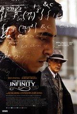 The Man Who Knew Infinity (v.o.a.) Affiche de film