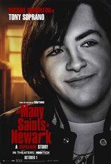 The Many Saints of Newark Poster