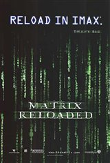 The Matrix Reloaded: The IMAX Experience Movie Poster
