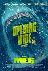 2. The Meg Movie Poster