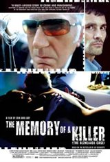 The Memory of a Killer Movie Poster