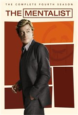 The Mentalist: The Complete Fourth Season Movie Poster
