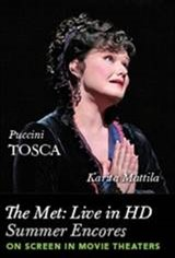 The Met Summer Encore: Tosca Movie Poster