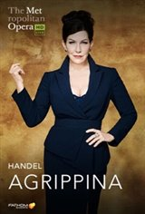 The Metropolitan Opera: Agrippina ENCORE Large Poster