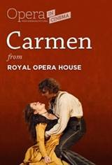 The Metropolitan Opera: Carmen Movie Poster