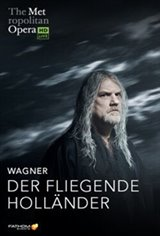 The Metropolitan Opera: Der Fliegende Holländer (2020) - Encore Large Poster