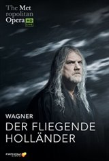 The Metropolitan Opera: Der Fliegende Holländer ENCORE Movie Poster