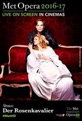 The Metropolitan Opera: Der Rosenkavalier ENCORE Movie Poster