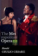 The Metropolitan Opera: Giulio Cesare Movie Poster
