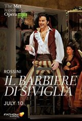 The Metropolitan Opera: II Barbiere di Siviglia (2019) - Encore Movie Poster