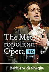The Metropolitan Opera: Il Barbiere di Siviglia (2019) - Encore Movie Poster