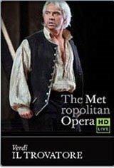 The Metropolitan Opera: Il Trovatore Movie Poster