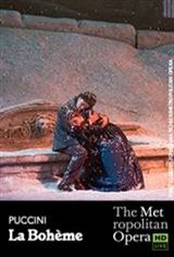The Metropolitan Opera: La Boheme Movie Poster