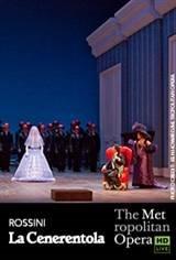 The Metropolitan Opera: La Cenerentola Movie Poster