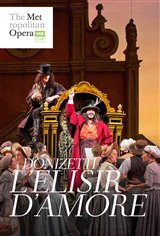 The Metropolitan Opera: L'Elisir d'Amore Movie Poster