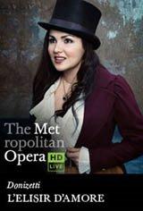 The Metropolitan Opera: L'Elisir d'Amore Movie Poster