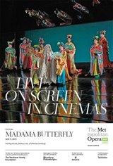 The Metropolitan Opera: Madama Butterfly (2019) - Encore Affiche de film