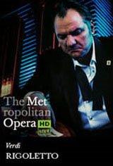 The Metropolitan Opera: Rigoletto Movie Poster
