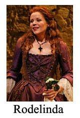 The Metropolitan Opera: Rodelinda (Encore) Movie Poster