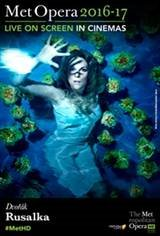 The Metropolitan Opera: Rusalka ENCORE Movie Poster