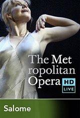 The Metropolitan Opera: Salome Encore Movie Poster