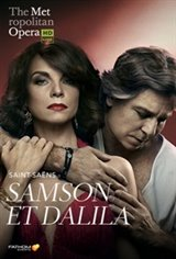The Metropolitan Opera: Samson et Dalila Movie Poster