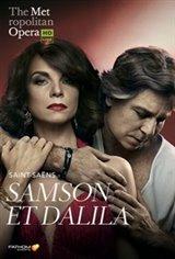 The Metropolitan Opera: Samson et Dalila Large Poster