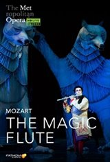 The Metropolitan Opera: The Magic Flute Holiday Encore Large Poster