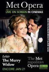 The Metropolitan Opera: The Merry Widow Movie Poster