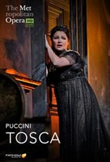 The Metropolitan Opera: Tosca ENCORE Large Poster
