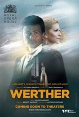 The Metropolitan Opera: Werther Movie Poster