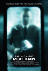 The Midnight Meat Train Movie Poster Movie Poster